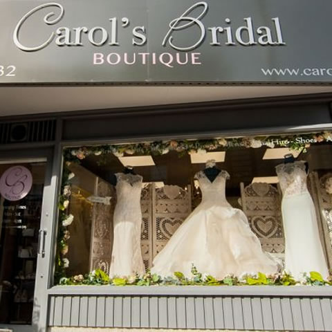 Latest News from Carols Bridal Boutique in Carlisle Cumbria