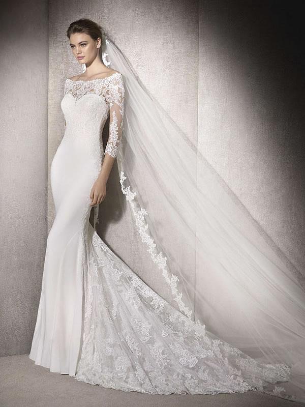 Wedding Dresses By St Patrick