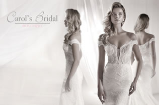 Carols Bridal Wedding Brochure