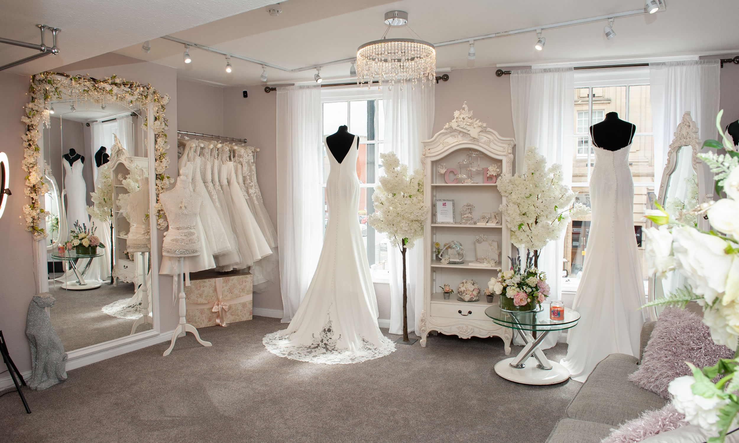 Carols Bridal Boutique Carlisle