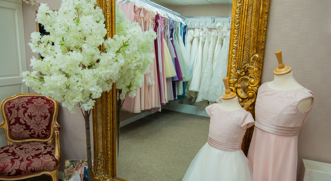 Prom Dresses at Wedding Shop in central Carlisle