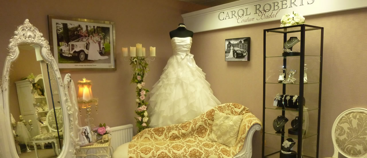 Wedding Shop in central Carlisle