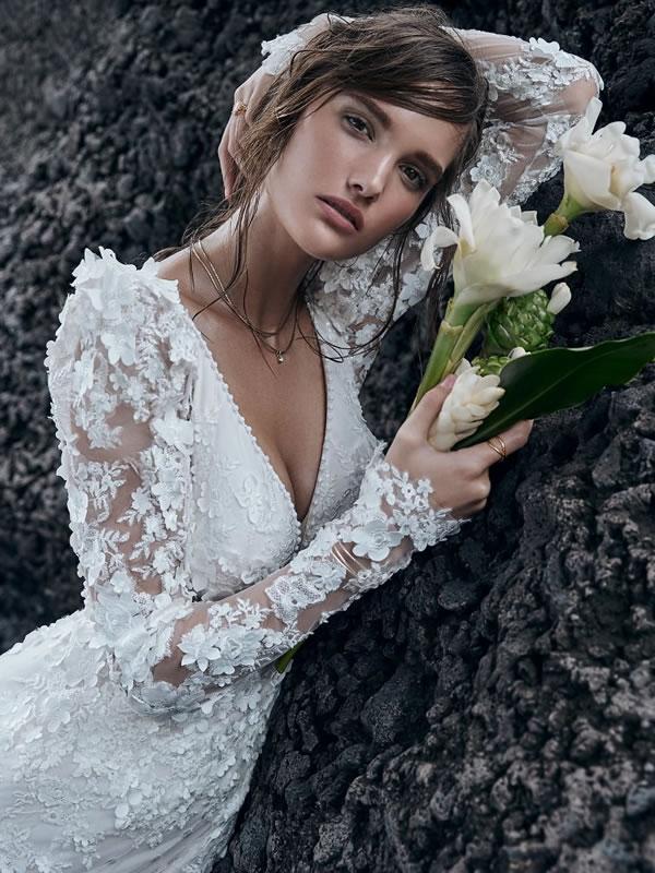 Wedding Dresses By International Designer Sottero And Midgle